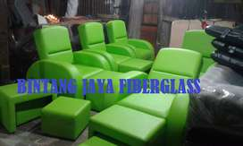 kursi refleksi hijau atau mint green, kursi refleksi sofa