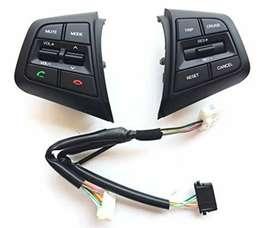 Hyundai creta steering controls