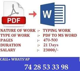 Do Easy Part Time Jobs & Earn Highest Income
