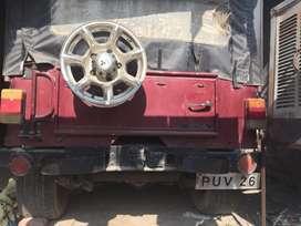 Mahindra and heavy engine