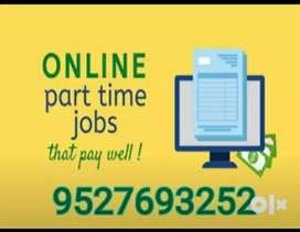 Income your pocket money easily from online home based work