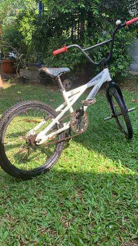 Jual Sepeda BMX Wimcycle anak second