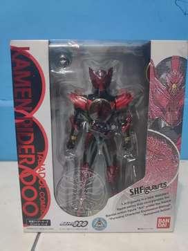 SHF Kamen Rider OOO Tajadol Combo New Bandai