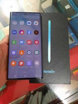 Samsung note 10 plus 12/256gb