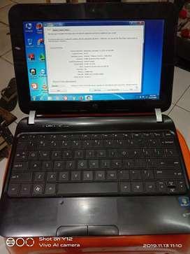 Notebook HP MINI 10inchi