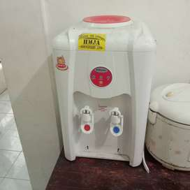 Dispenser bekas