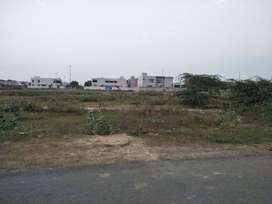Central HOT Location Upper portion Plot For Sale in DHA 9 Prsim Block