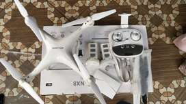 DRONE Nartor NX8 FPV DUAL GPS + 1 Baterai