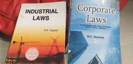 Industrial laws and corporate laws