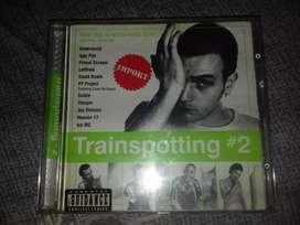 cd impor transpotting 2 UK
