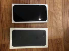 Jual hp iphone 7plus black matte bekas