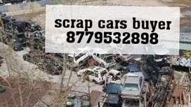 Scrap car's buyer in ULHASNAGAR