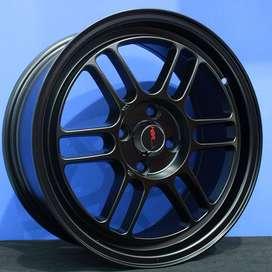 KUMAMOTO 60423 R16x7 Lubang4 SMB - HSR Velg/Pelek Mobil Import
