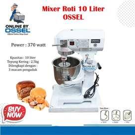 Mixer Roti 10 liter Ossel Mixer Kue
