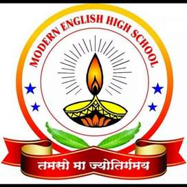 Modern English High School Virar East Near RTO Timing 9:30am to 3:00pm