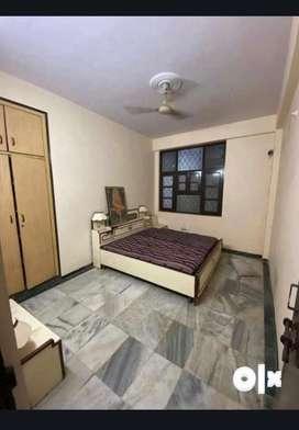 Semi furnished 2 bedroom flat near gurudwara