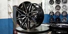 velg amw wheels untuk avanza model rata ring 16