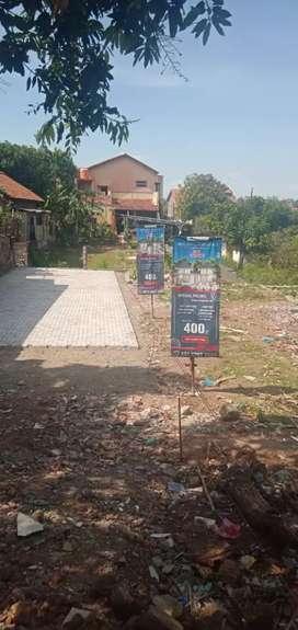 Tanah kapling siap bangun di Jatingaleh, Semarang Selatan