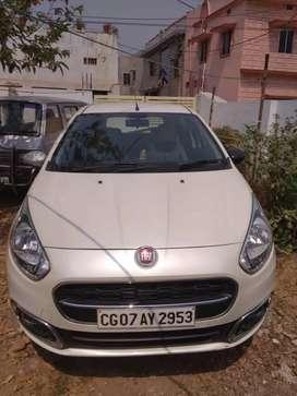 Fiat Punto EVO 2015 Diesel 52000 Km Driven