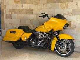 Harley davidson road glide 2010