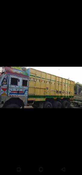 New Tata Truck 12 wheels for Resale