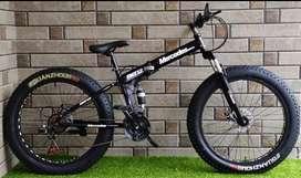 New fat tyre CYCLE mountain bike