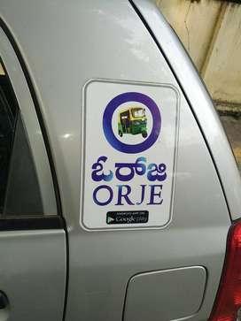 ORJE agency login app Eran more for drivers