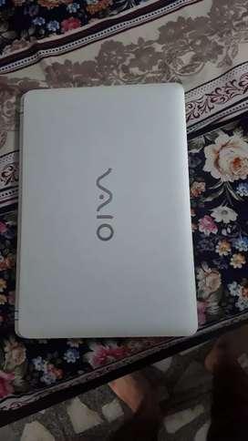 Sony vio laptop new condition