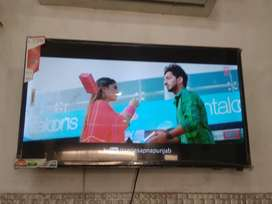 sony brand 55 inch // 4k uhd android smart led tv with 1 year warranty