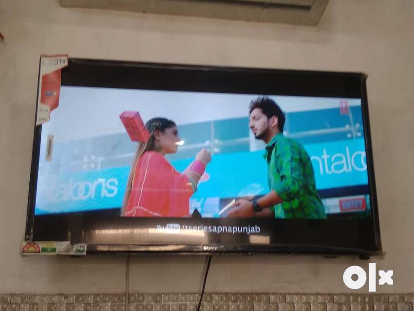 sony brand 55 inch // 4k uhd android smart led tv with 1 year warranty 0
