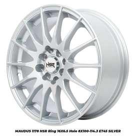 velg hsr wheel ring 15x6,5 buat agya dll