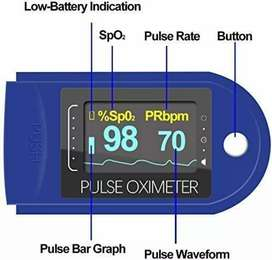 Oxi meter brand  new