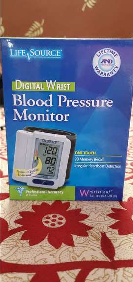 Imported Digital Wrist BP Monitors