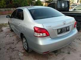 Toyota vios 2008 menual tipe G