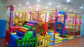 Indoor kids play and party zone (on rent)