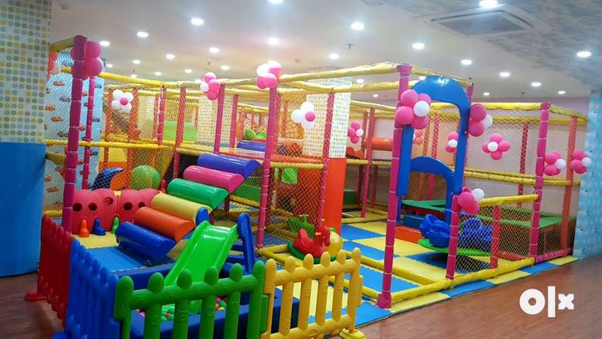 Indoor kids play and party zone (on rent) 0