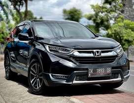 Dp 72jt Honda CRV TURBO PRESTIGE Asli Bali