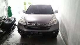 Dijual CRV 2.4 cc Matic 2009