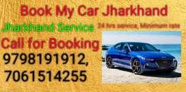 Book my car, Jharkhand Service