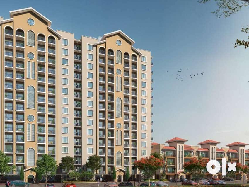 2 BHK Flats for Sale - SBP City of Dreams Sector 116, Mohali 0