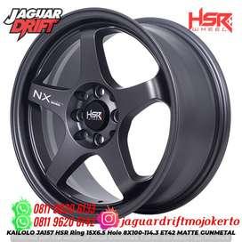 Velg Mobil Honda Freed Cayla Avanza Ring 15 Hsr Kailolo H8x100/114,3