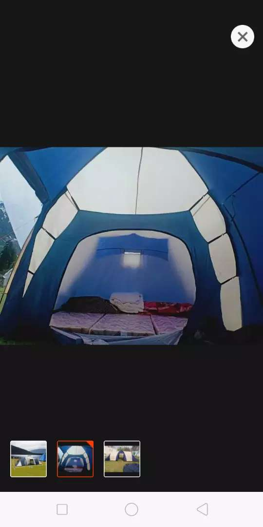 Outdoor Camping Tent 0