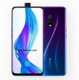 Realme X 4GB, 128GB 6 month old