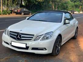 Mercedes-Benz E-Coupe Convertible 2010 Petrol Well Maintained