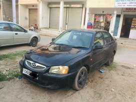 Hyundai Accent 2006 Petrol Well Maintained