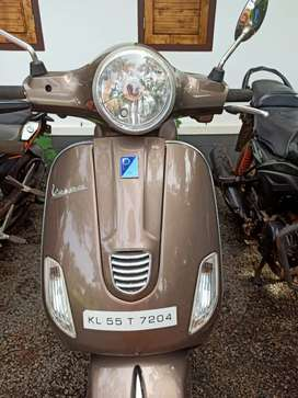 Vespa in mint condition