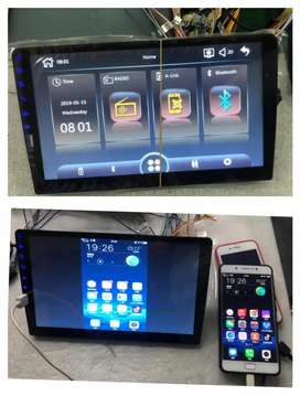 Head unit Dekless 10in Super lebar Harga Obral