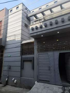 DOUBLE STORY House for Rent in Farooq e Azam Colony Street #3