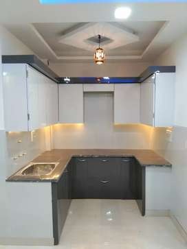 Luxury 2 BH.K flat with car paking & lift 90% loan facility