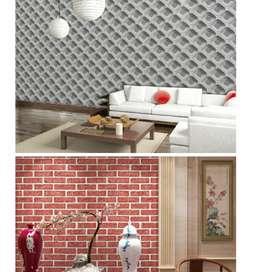 Desain Gorden Gordyn Korden Hordeng Blinds Wallpaper.2776tdjdjg